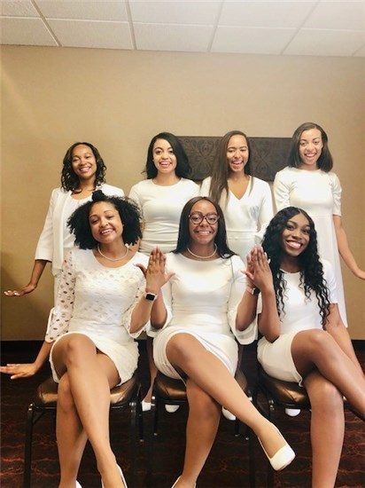 Alpha Kappa Alpha Sorority, Inc. Members