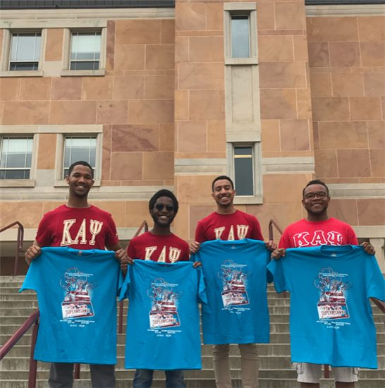 Kappa Alpha Psi Fraternity, Inc. Members