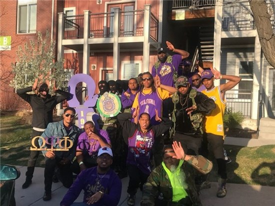 Omega Psi Phi Fraternity, Inc. Members