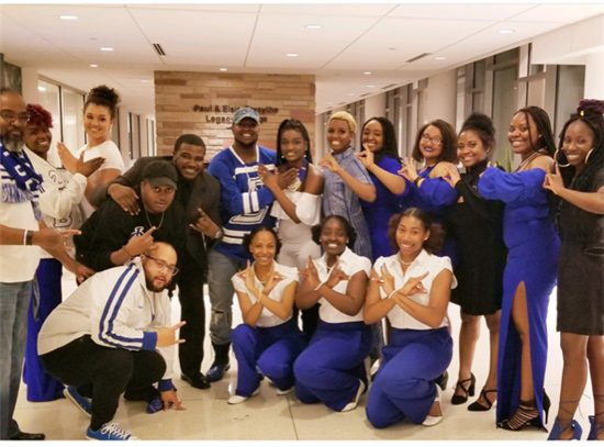 Phi Beta Sigma Fraternity, Inc. Members